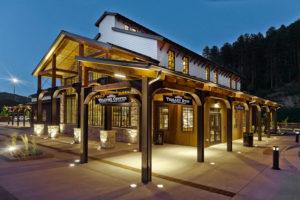 Deadwood Welcome Center