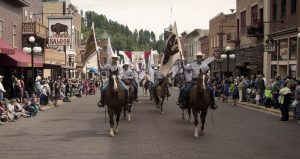 Days Of 76 Event in Deadwood, SD