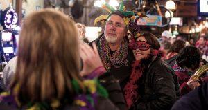 Mardi Gras in Deadwood