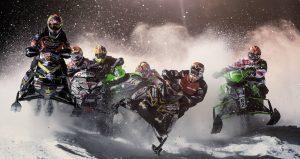 Pro Snocross Races in Deadwood