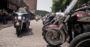 Sturgis Rally Events in Deadwood