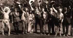 Infamous Deadwood Characters