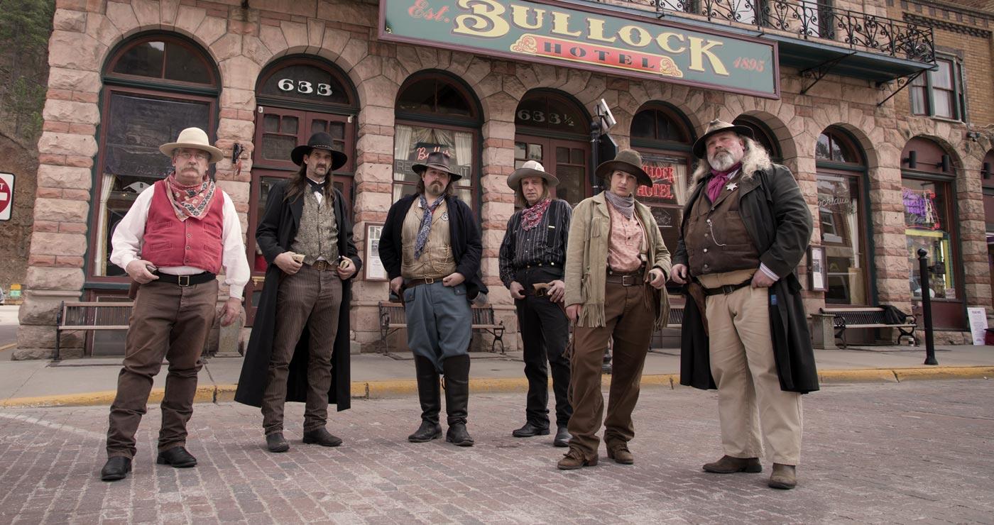 Deadwood Stadt