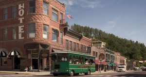 Taxis in Deadwood