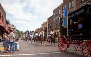 Horses, carriages and more await at the Days of 76 parade