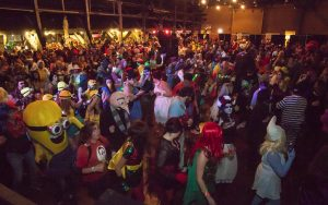Deadweird is the craziest Halloween party you have ever seen