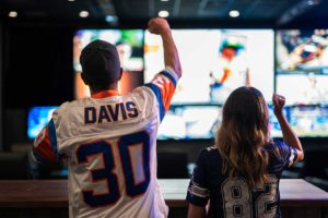 Deadwood Mountain Grand Dale's Sportsbook Game Day