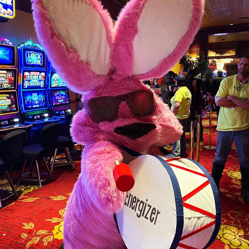 Energizer Bunny Deadweird