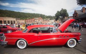 Car at Kool Deadwood Nites