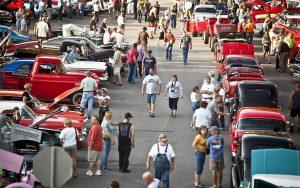 Kool Deadwood Nites Car Show
