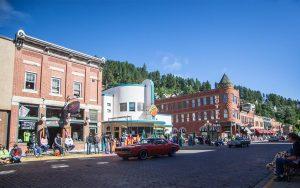 Kool Deadwood Nites Event on Historical Main Street