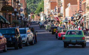 Kool Deadwood Nites Parade