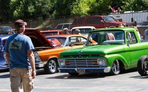 Car Viewing at Kool Deadwood Nites