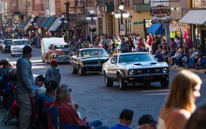 Deadwood, South Dakota hosts Kool Deadwood Nites