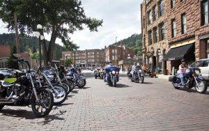 Legends Ride in Deadwood