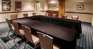 Doubletree - Cadillac Jack hotel meeting room
