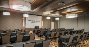 Doubletree - Cadillac Jack Springhill Suites meeting room
