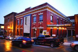 The Historic Homestake Opera House