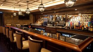 Silverado Franklin Historic bar