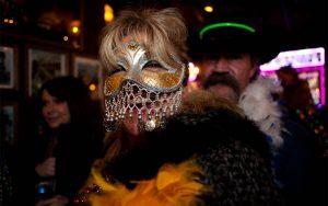 Mardi Gras Celebration in Deadwood