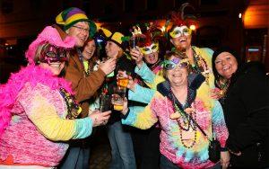 Mardi Gras Hippies