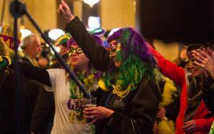 Mardi Gras Events in Deadwood