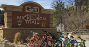 Mickelson Trail