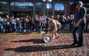 Oktoberfest Keg Competitions
