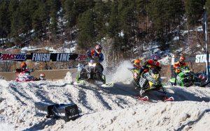 SnoCross Racing in Deadwood