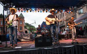 Wild Bill Days Main Street Concerts