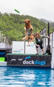 Wild Bill Days DockDogs Competition