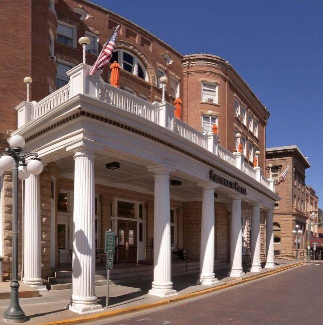 Hotel S Legendary Hospitality Has Drawn The Likes Of Teddy Roosevelt Ruth And John Wayne Located On Main Street In Deadwood South Dakota