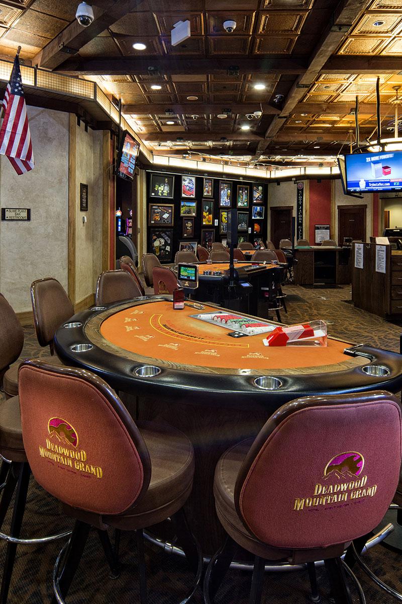 Deadwood Mountain Grand Casino - Deadwood, South Dakota