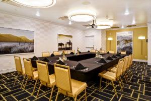Meeting Room at Cadillac Jack's