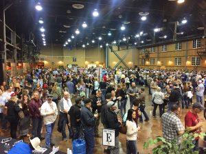 Deadwood Mountain Grand food event