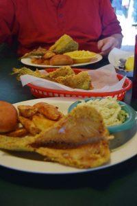 Fish N Fry Meal