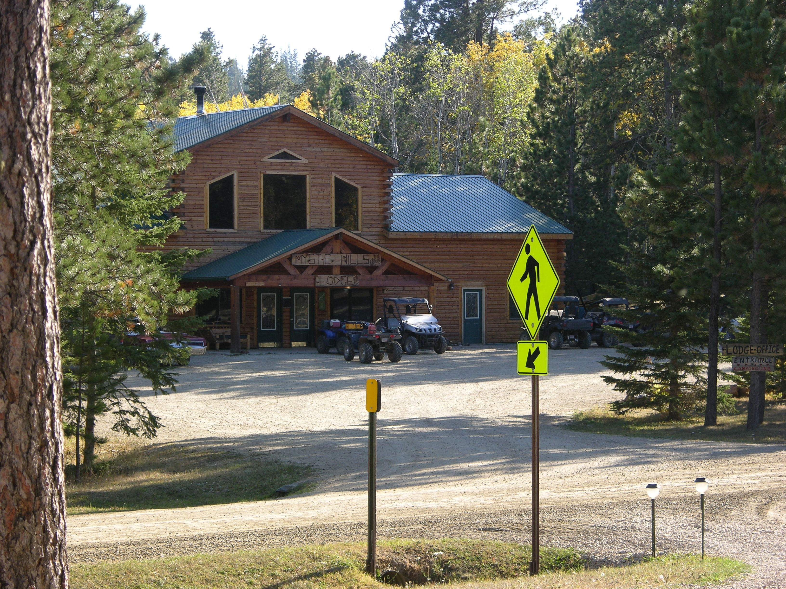 Campgrounds Places To Stay Historic Deadwood Sd