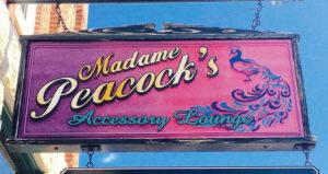 Madame Peacock's