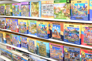 Happy Days Gift Shop Puzzles