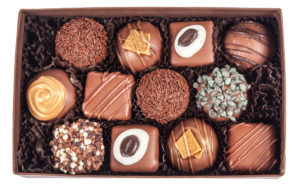 Chubby Chipmunk Chocolates Truffles