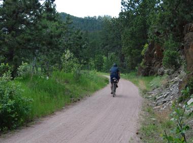 George S  Mickelson Trailhead - Deadwood