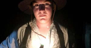 Explore the Broken Boot Gold Mine by candle light nightly at 6 p.m.