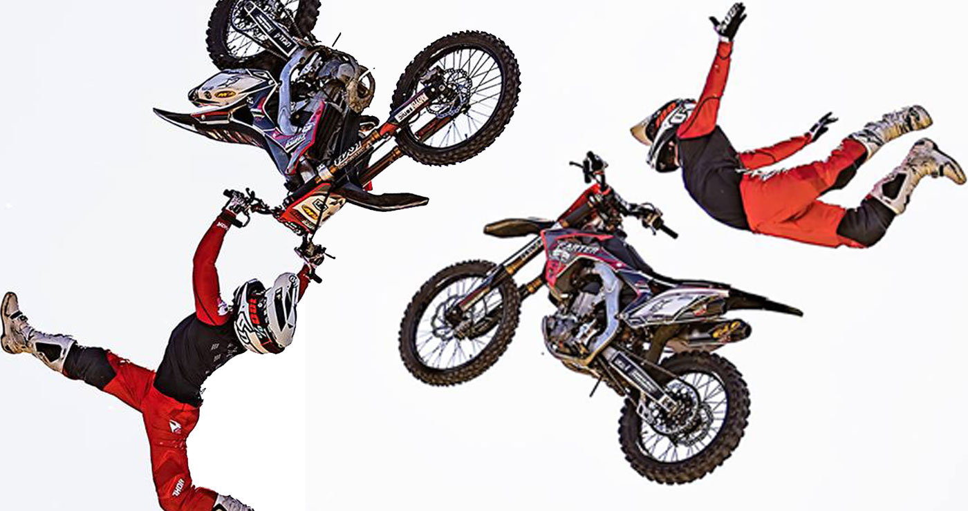 deadwood all in freestyle motocross show deadwood
