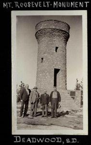 Friendship Tower - Mt Roosevelt Monument - Deadwood, SD
