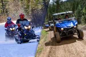 ATV/Off Roading & Snowboarding