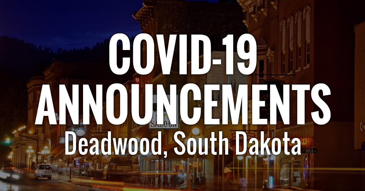 Historic Deadwood History Gaming Black Hills South