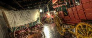 Stagecoaches Deadwood South Dakota