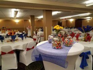 holiday inn express weddings
