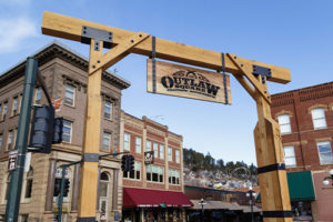 Deadwood Outlaw Square