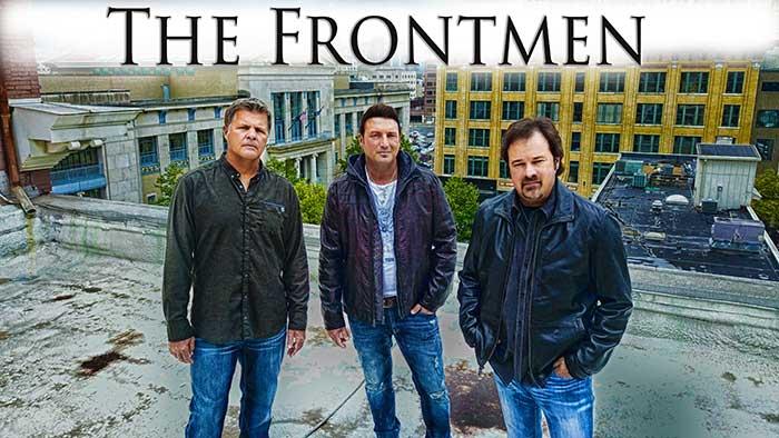 The Frontmen Deadwood Live